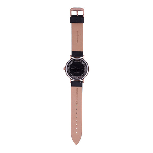 Rose Gold Black - Contemporary