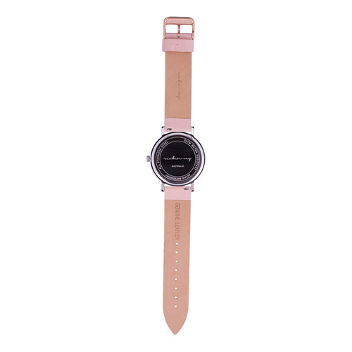 Silver Rose Gold Pink - Contemporary