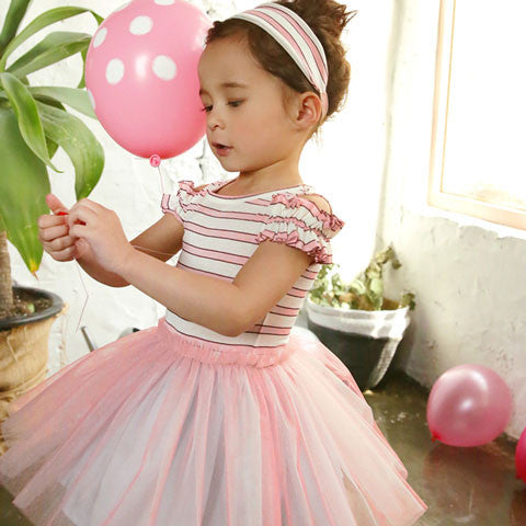 Bonne Thalia Tutu Dress - Dango Kids