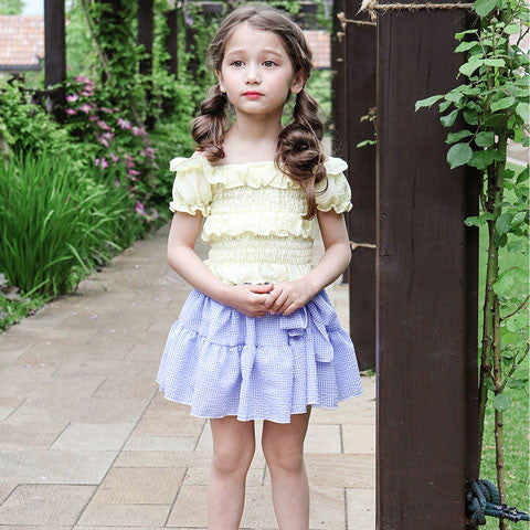 Puella Flo Paige Skirted Leggings - Dango Kids