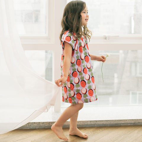 Petit Daisy Edia Shift Dress - Dango Kids