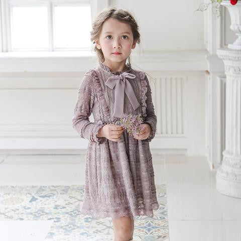 Puella Flo Laila Lace Dress - Dango Kids
