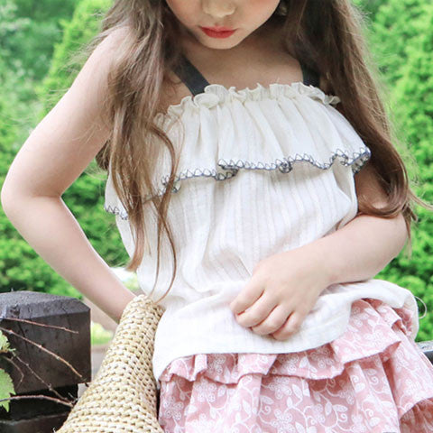 Puella Flo Sonia Cami Top - Dango Kids
