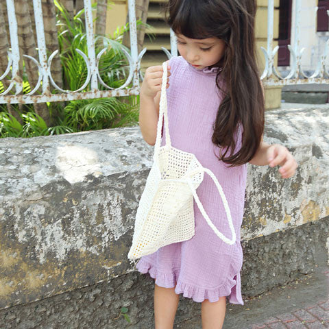 Amber Lucy Cotton Dress - Dango Kids