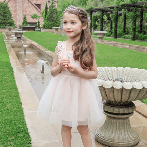 Puella Flo Shace Tulle Dress - Dango Kids