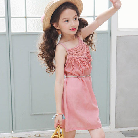 Loha Fringe Dress