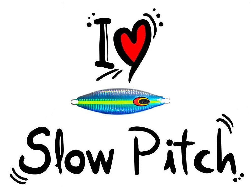 I love slow pitch
