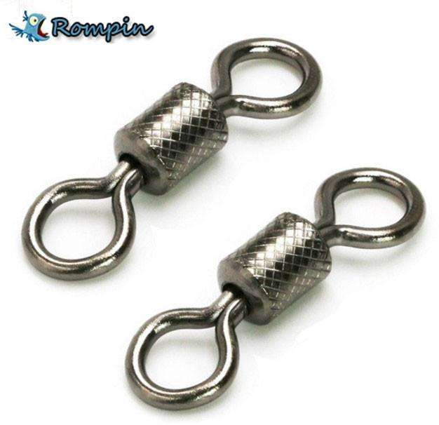 Swivel 50Pcs/lot Fishing Ball Bearing