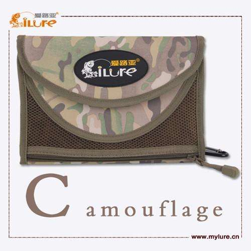 Bag Ilure Soft Lure Bags 24.5X6.5X3Cm 240G Waterproof Sequin Jig Large Capacity Tool