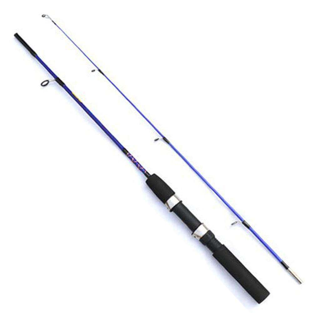 Rod 1.2M Portable Fiber Reinforce Soft Plastic Lure Fishing Pole