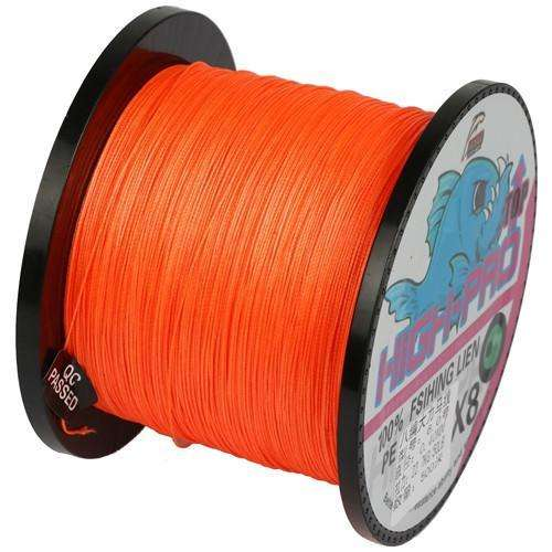 Line Braid Goture 8 Strands 500M Pe Braided Super Strong Japan Multifilament