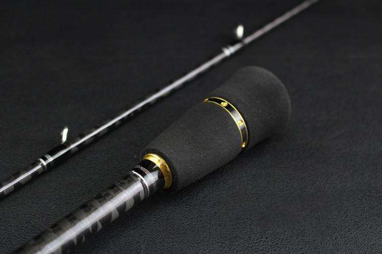 Rod Japan Full Fuji Parts Light Jigging 1.95M 6'3'' Slow Pitch Casting Jig