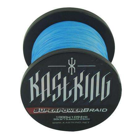 Line Braid Kastking 1000M 10Lb - 80Lb Pe Multifilament 4 Strand