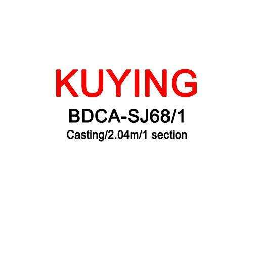 Rod Kuying Blue Dancer 2.04M Casting Slow Jigging Carbon Fuji Rotate Ring