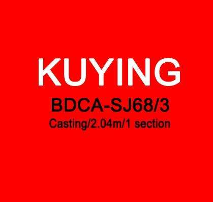 Fishing Trends Online Tackle Shop:KUYING BLUEDANCER 2.04m Casting Slow Jigging Rod Fishing Lure Cane Rods Carbon FUJI Rotate Helical Ring 1 Section 150-400g Lures,Red