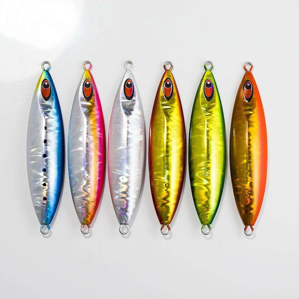 Lure 1Pc 190G Lead Slow Pitch Jigging