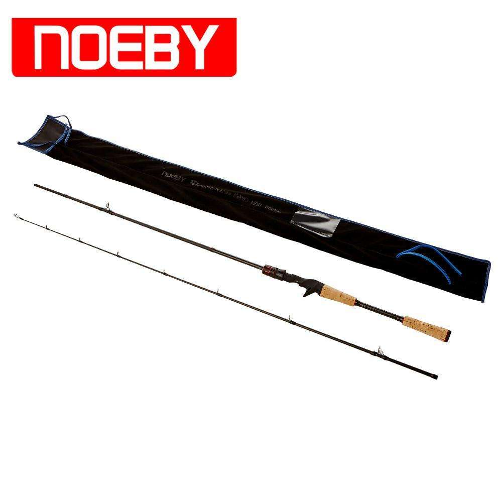 Rod Noeby Fishing Rods Carbon 1.98M 2Section M/ml Casting