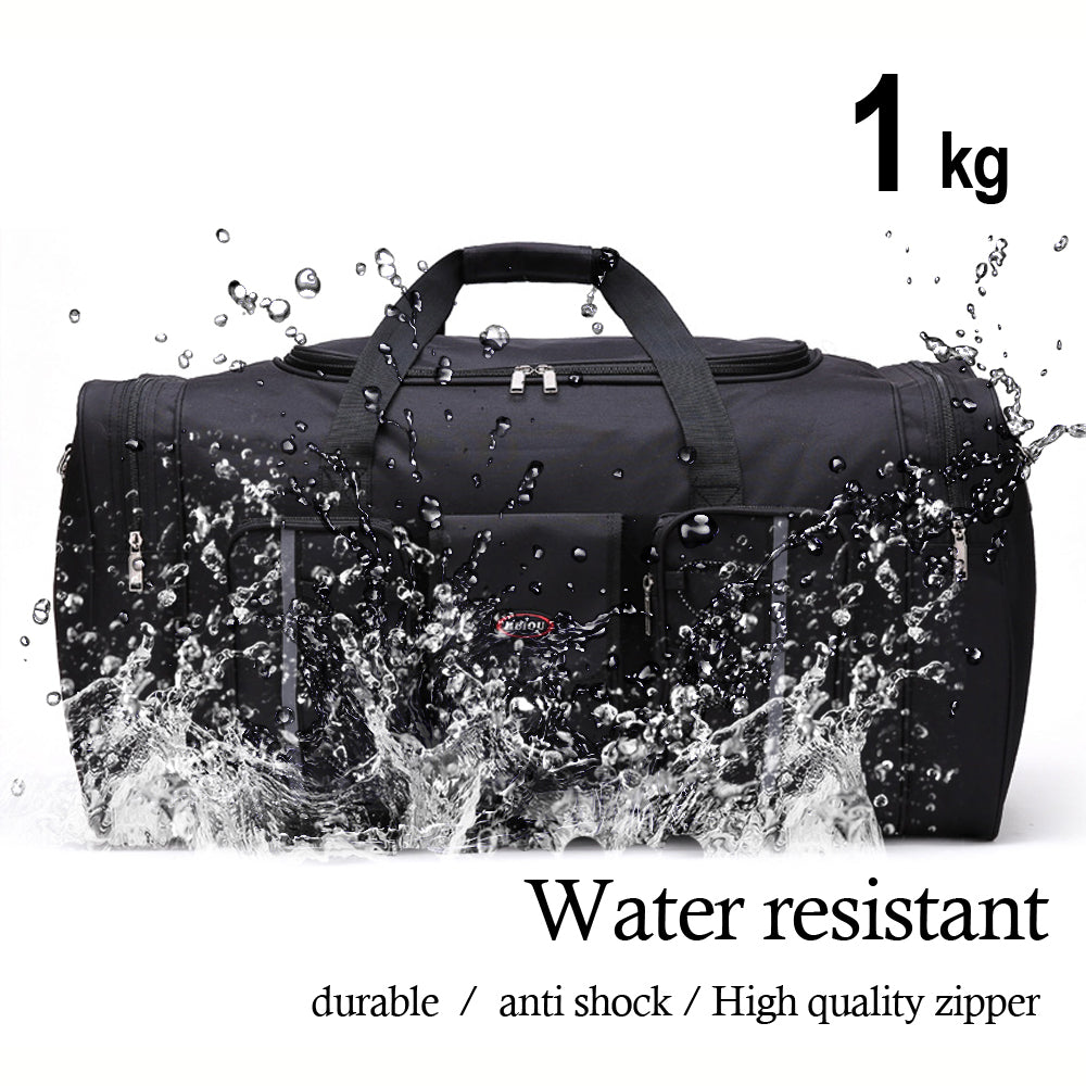 Fishing Trends Online Tackle Shop:Bag 70L Multi-functional Reel Bag Outdoor Fishing Tackle Bag Lure Trays Boxes 65*30*35 cm