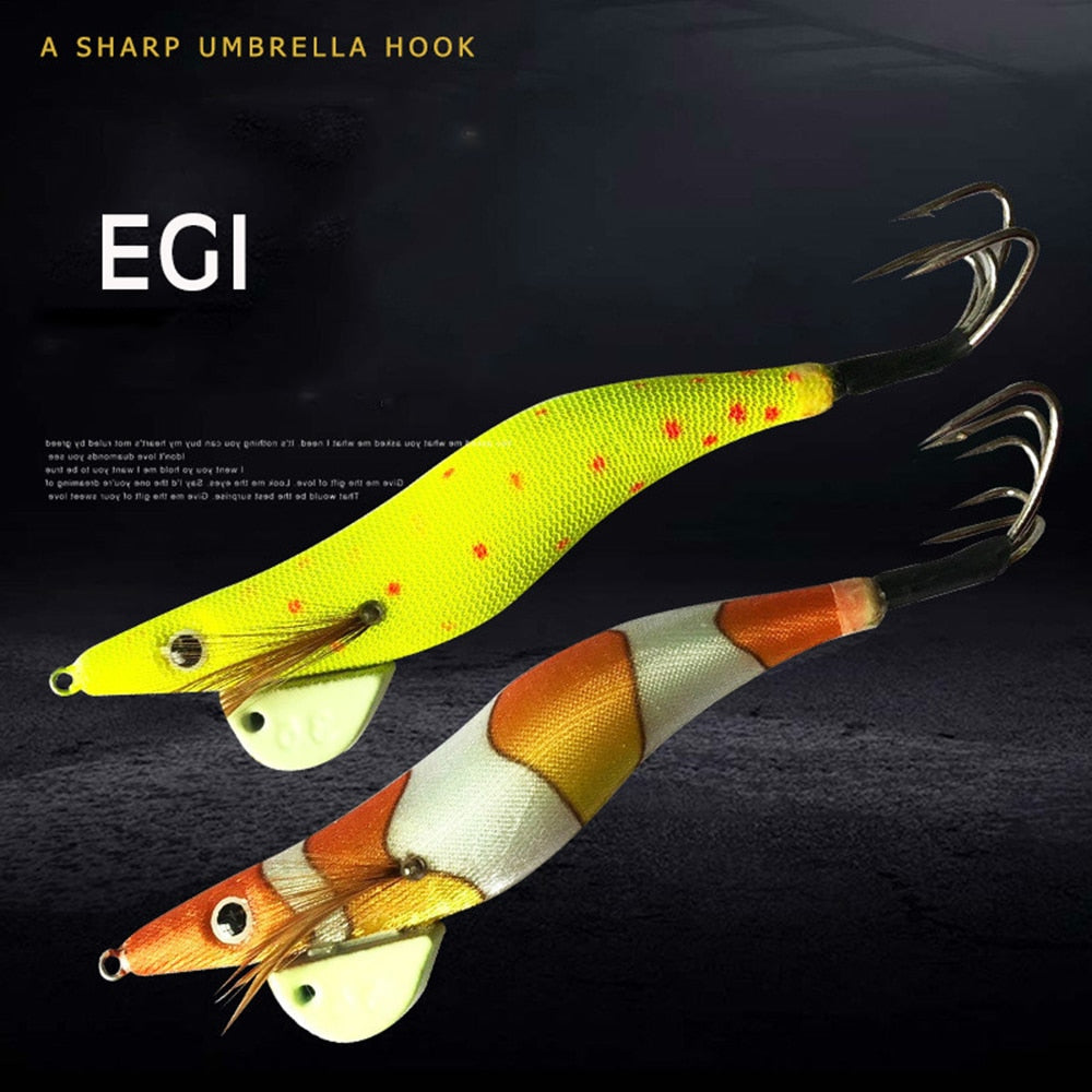 Fishing Trends Online Tackle Shop:1Pcs Egi Squid Hook Bionics Lure 34g Offshore Angling