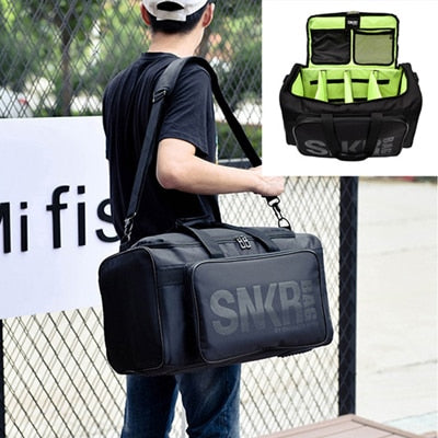Fishing Trends Online Tackle Shop:Bag Large Fishing Reel Bag Waterproof Tackle Bag Outdoor Travel Bag XL,Only bag / 40L