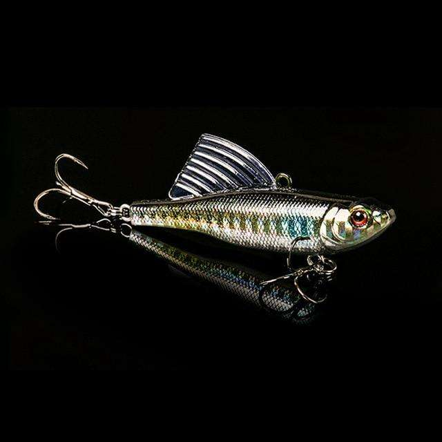 Fishing Trends Online Tackle Shop:QXO Fishing Squid Octopus Hard Lure Minnow Jig Metal Lure VIB Bait Winter Ice Goods For Fishing Wobbler Jigging Artificial Bait,C