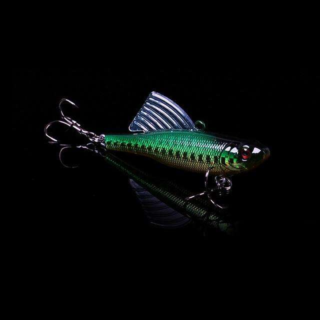 Fishing Trends Online Tackle Shop:QXO Fishing Squid Octopus Hard Lure Minnow Jig Metal Lure VIB Bait Winter Ice Goods For Fishing Wobbler Jigging Artificial Bait,E
