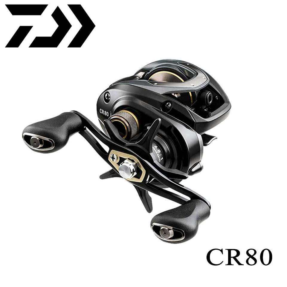 Fishing Trends Online Tackle Shop:Reel DAIWA CR80/CC80 Baitcasting 7kg Power 195g