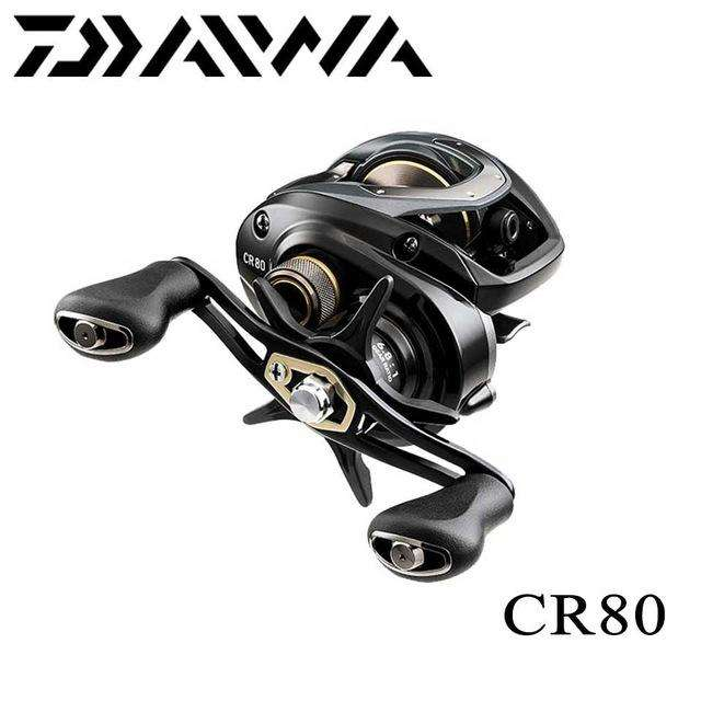 Fishing Trends Online Tackle Shop:Reel DAIWA CR80/CC80 Baitcasting 7kg Power 195g,CR80 / Left Hand