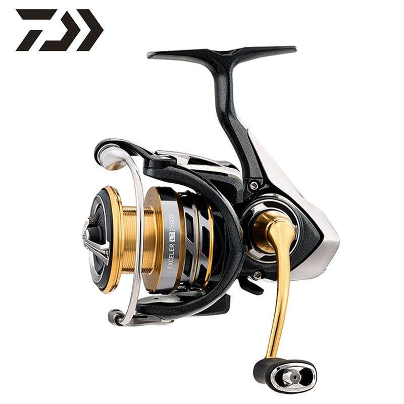 Fishing Trends Online Tackle Shop:Reel DAIWA EXCELER LT  Original 1000-6000 Series High and Low Speed Spinning reel