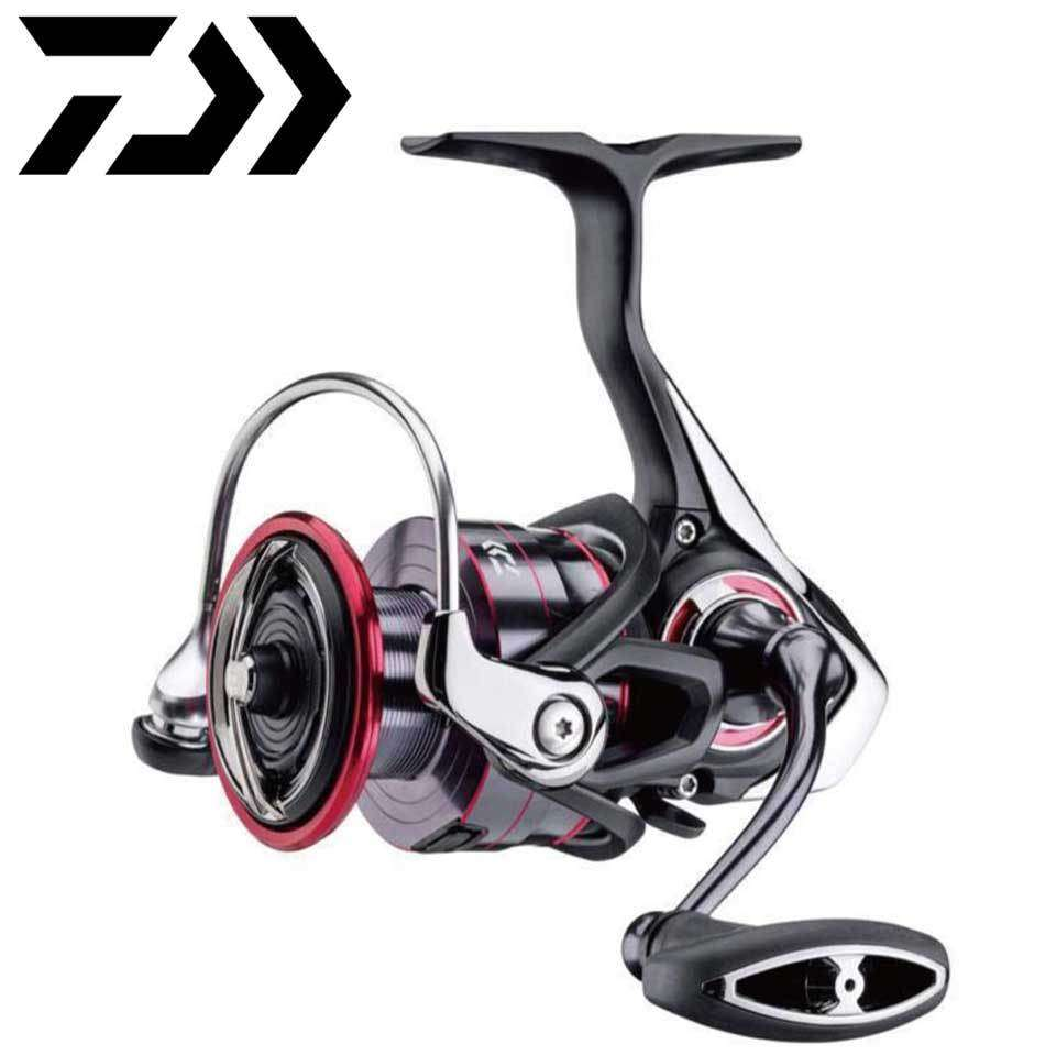 Fishing Trends Online Tackle Shop:Reel DAIWA FUEGO LT 1000D-6000D 6+1BB 5-12kg Power 5.1:1/5.2:1/5.3:1 Seawater Spinning Reels,2000 Series