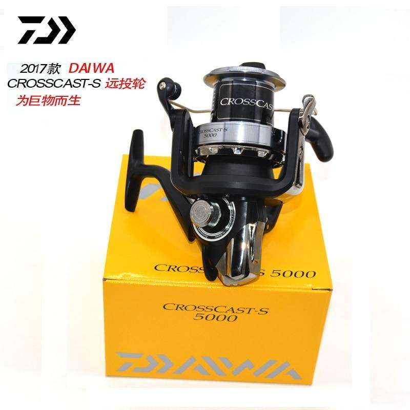 Fishing Trends Online Tackle Shop:Reel JAPAN DAIWA LONG CASTING SURF REEL SPINNING CROSSCAST 5500