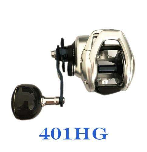Fishing Trends Online Tackle Shop:Reel SHIMANO TRANX 300 301 300HG 400HG Low Profile 5+1BB Slow Jigging Reel,401HG