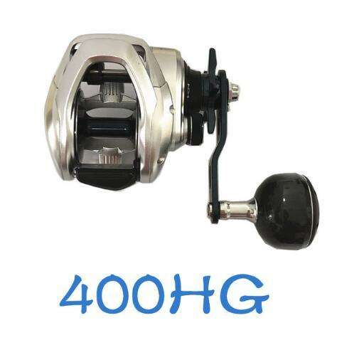 Fishing Trends Online Tackle Shop:Reel SHIMANO TRANX 300 301 300HG 400HG Low Profile 5+1BB Slow Jigging Reel,400HG