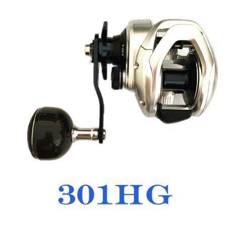 Fishing Trends Online Tackle Shop:Reel SHIMANO TRANX 300 301 300HG 400HG Low Profile 5+1BB Slow Jigging Reel,301HG