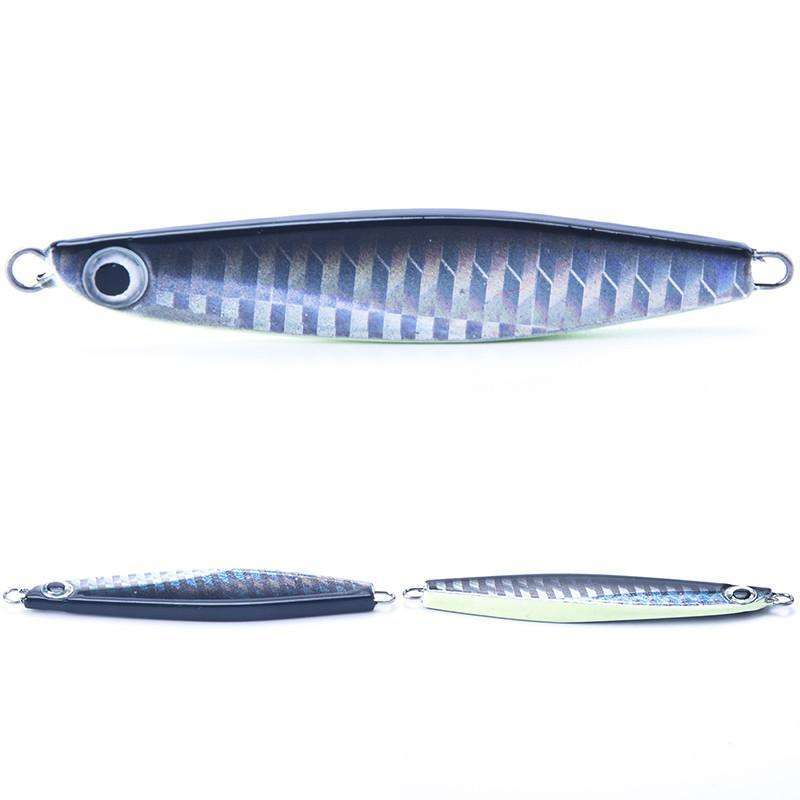 Lure Sealurer Jig 22G 70Mm Knife Jigging Seawater Spoon Slow