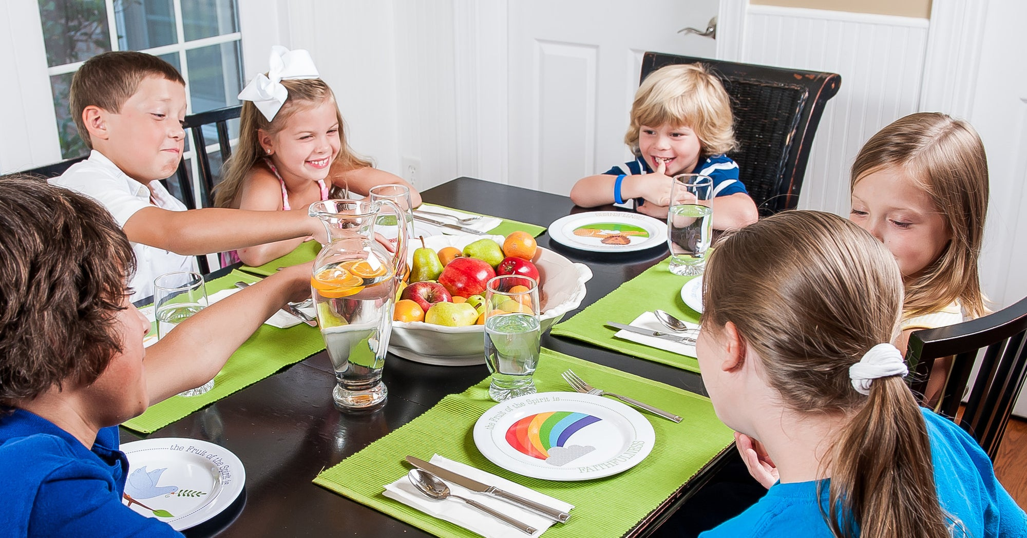 Make Mealtimes Fun and Meaningful!