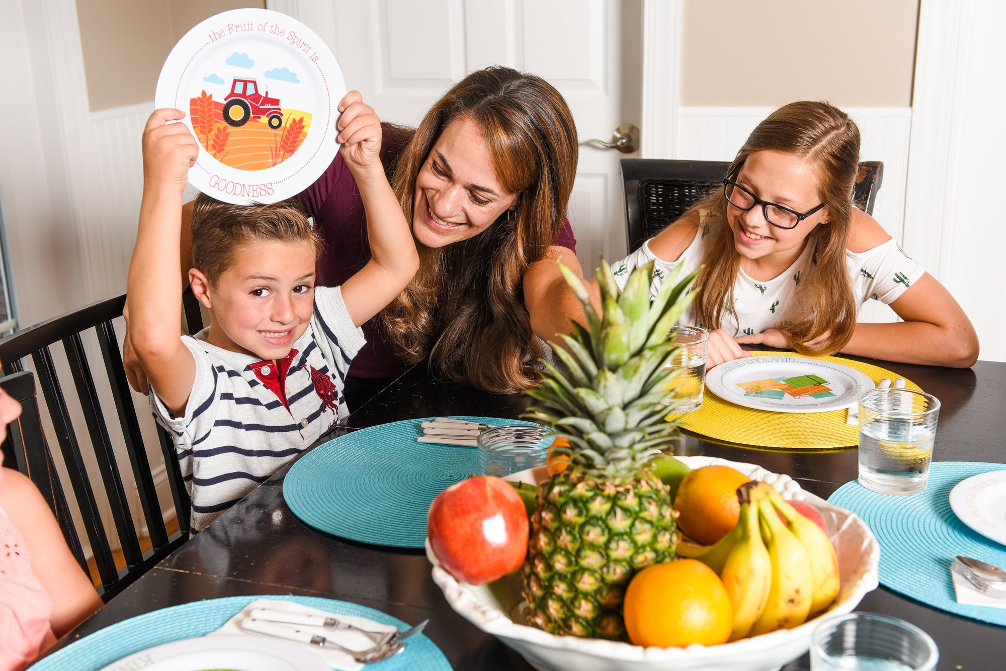 Make Mealtimes Meaningful and Fun!