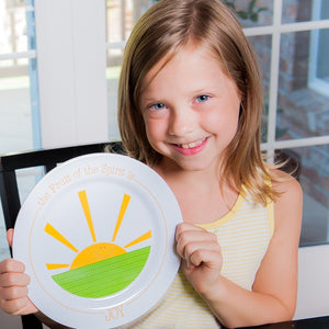 Joy Plate and Bowl Set