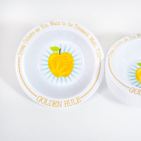 Golden Rule Bowl