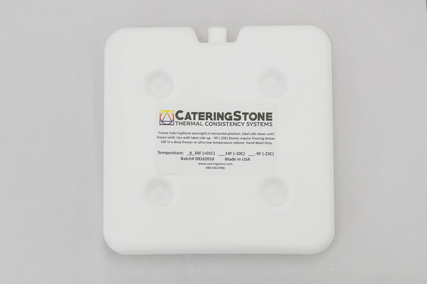 Indoor CateringStones (34° F / 1° C)