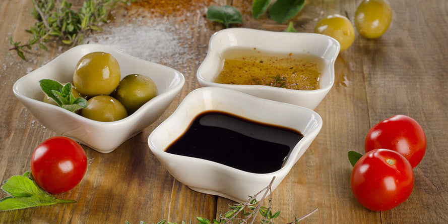 General EVOO and Balsamic Vinegar Suggested Uses