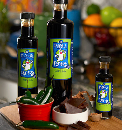 Chocolate Jalapeno Balsamic Vinegar