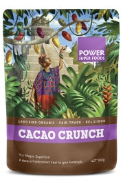 Power Super Foods Cacao Crunch 200g
