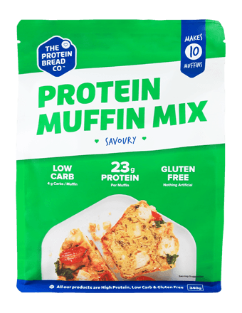 The Protein Bread Co Protein Savoury Muffin Mix 340g