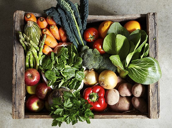 Organic Fruit & Vegetable Box Large