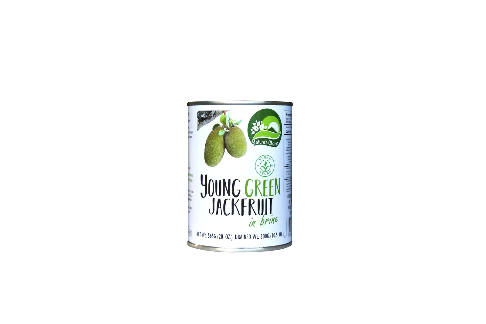 Natures Charm Young Green Jackfruit in Brine 565g