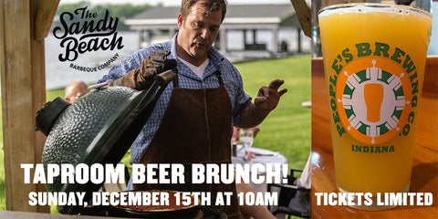 Taproom Beer Brunch!