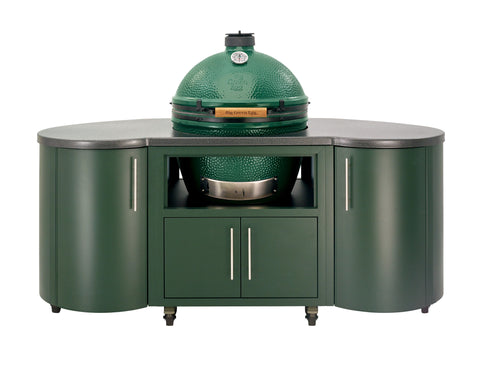 76 inch Custom Cooking Island