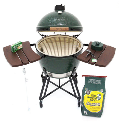 Big Green Egg Package in Nest