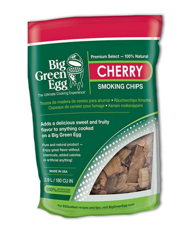 Premium Kiln Dried Cherry Wood Chips